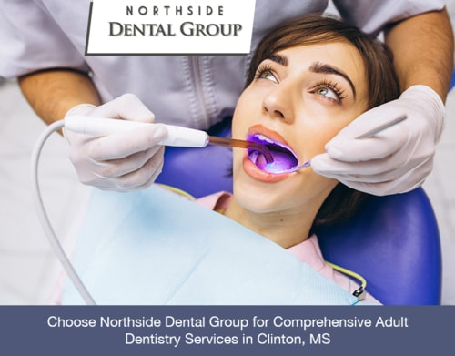 Choose Northside Dental Group for Comprehensive Adult Dentis... via Northside Dental Group