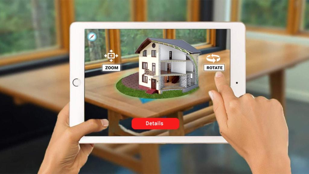 Augmented reality Companies via colleenjansen