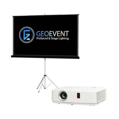 Now, hiring cinema projector rental in Los Angeles has becom... via GeoEvent LLP