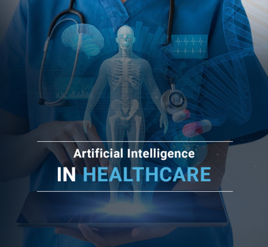 Artificial intelligence in Healthcare via colleenjansen