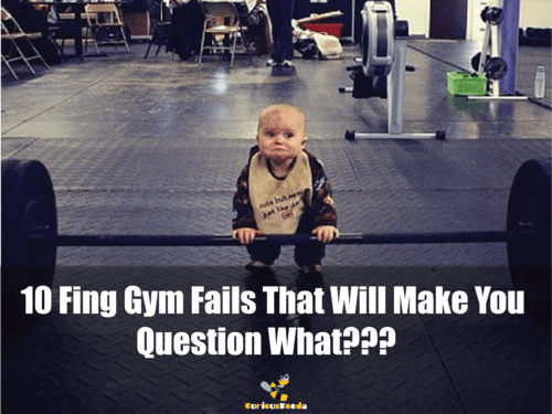 10 Fing Gym Fails That Will Make You Question What??? - Curious Keeda