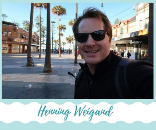 Henning weigand is from hamburg area of Germany. Henning pro... via Joseph Shalaby