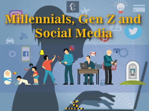Millennials, Gen Z and Social Media - Curious Keeda