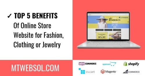 Top benefits associated with online fashion shopping – Evast
