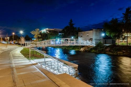 West Bend River Walk via JamesMeyerMedia
