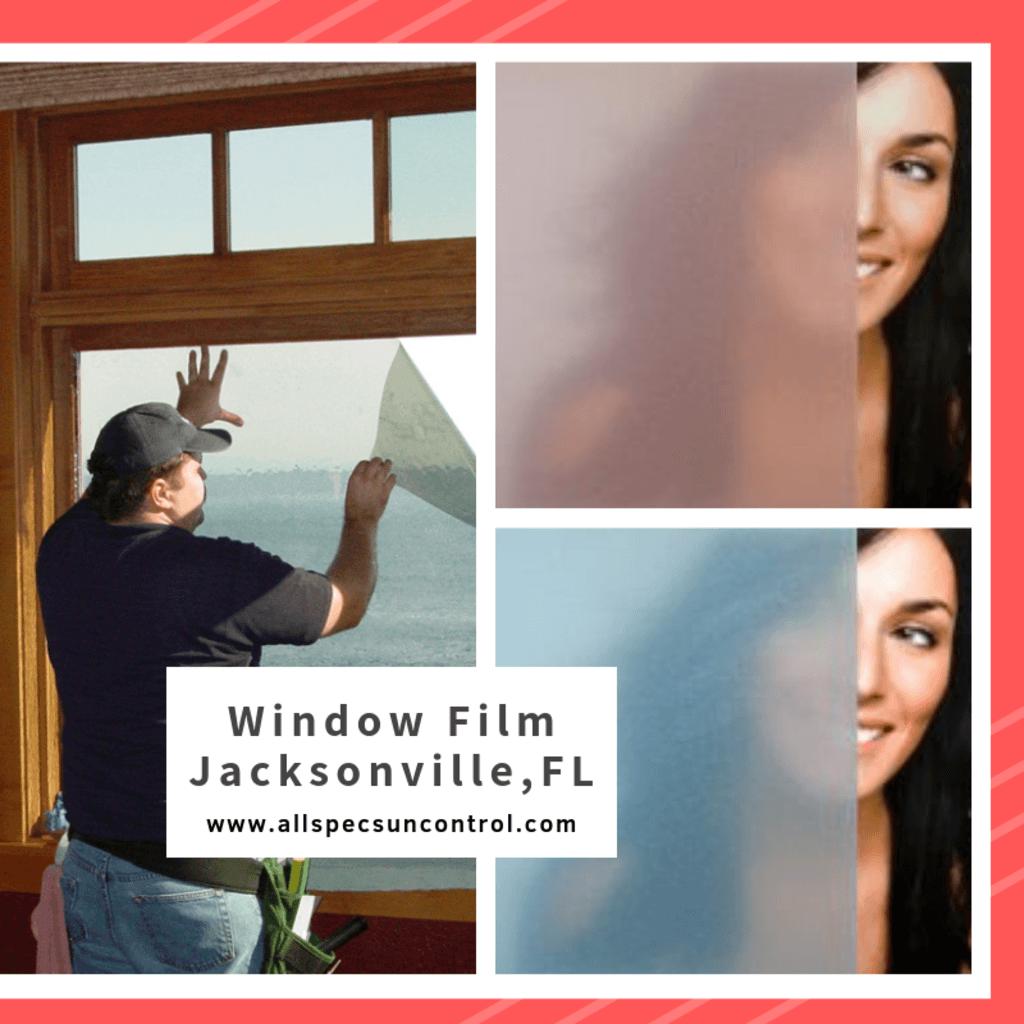 Energy Saving Window Film via ALl Spec Sun Control