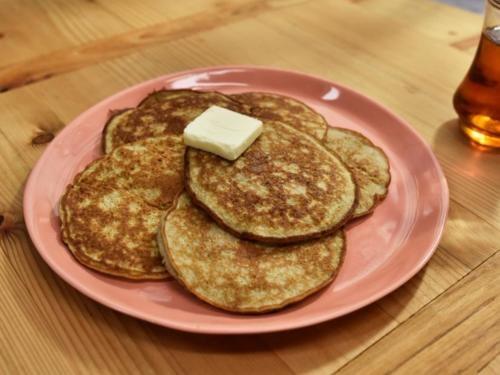 Banana Pancakes - Mansi Rana