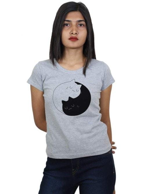 Cat Zodaic T Shirt - https://www.teesworld.in/women/t-shirt/... via Rajesh Kumar