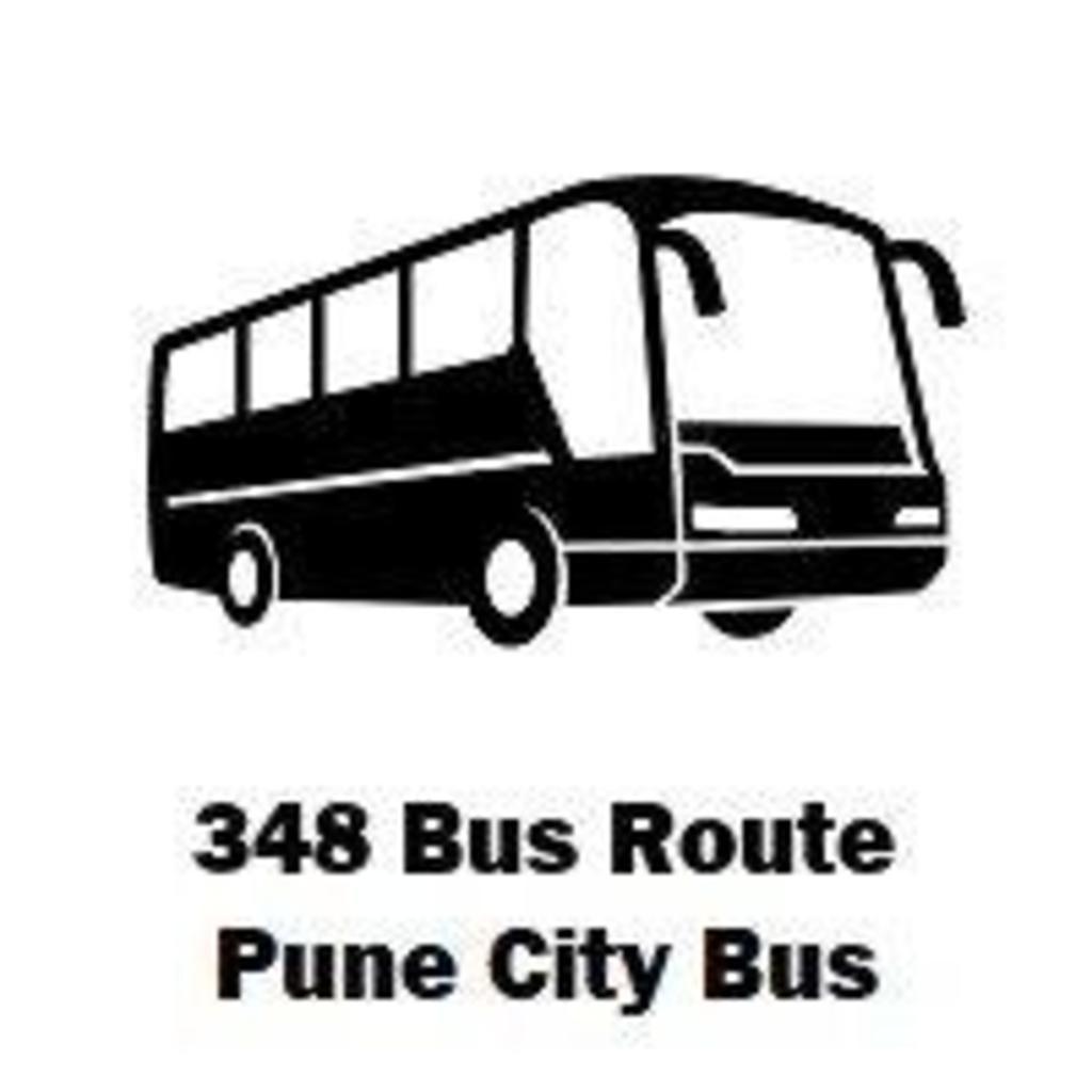 348 Bus route Pune Nigadi to Pune Station                                         348 Bus route Pune... via routemaps