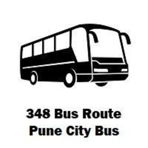 348 Bus route Pune Nigadi to Pune Station                                     348 Bus route Pune... via routemaps