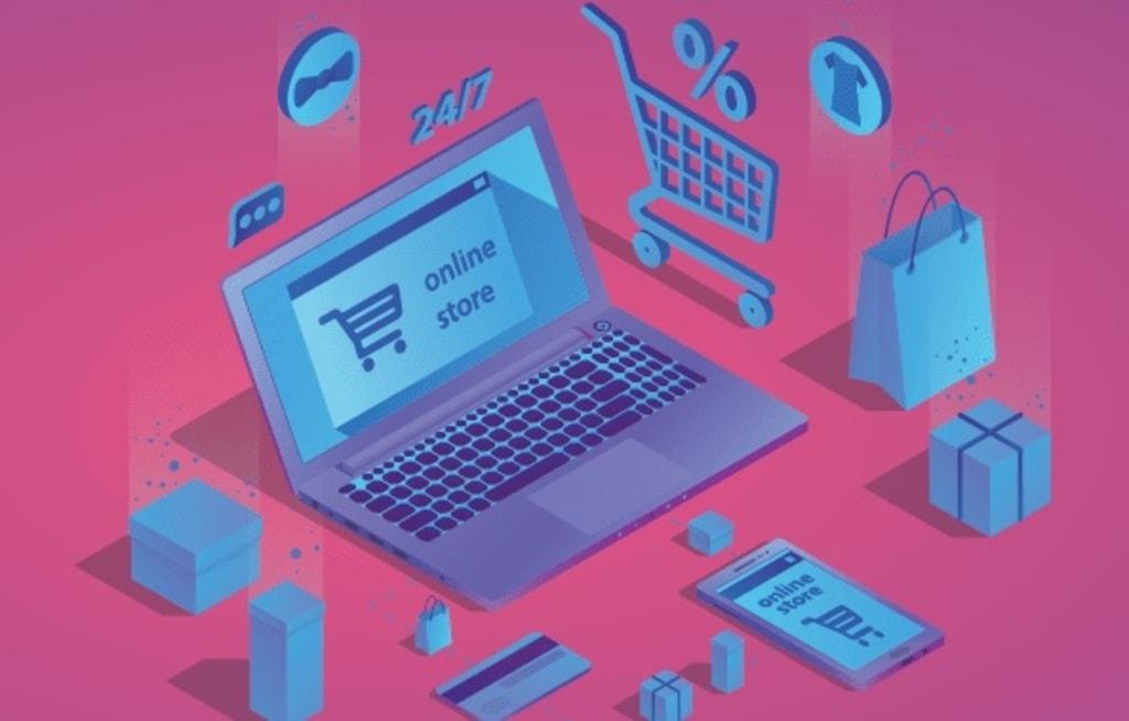 E-Commerce App Development Company via Appentus Technologies