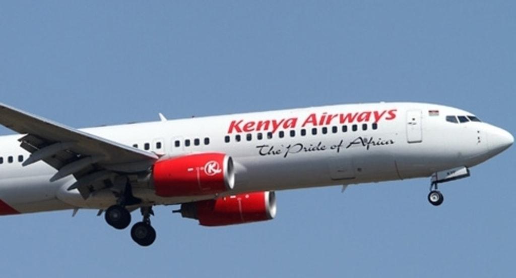 Kenya Airways to cease Gabon, Benin operations via Log Update Africa