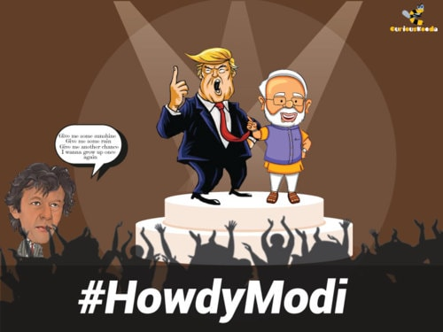 Twitter overflows with #HowdyModi after Modi's Houston Visit - Curious Keeda