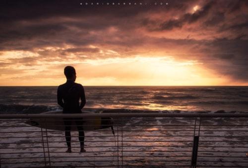 Waiting for the Right Waves via Dario Barbani