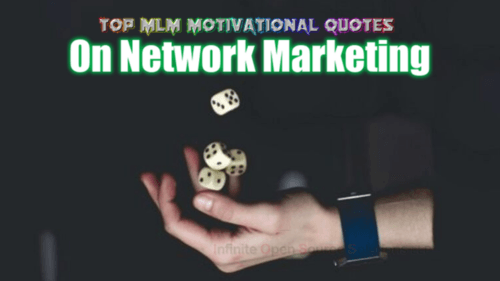 MLM Quotes - Top 15 Inspirational Network Marketing Quotes - MLM Blog