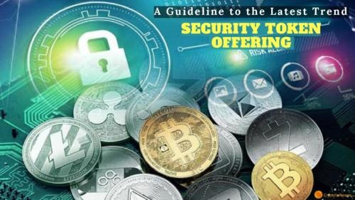 A guideline to latest trend Security Token offering - Blog@CryptoSoftwares