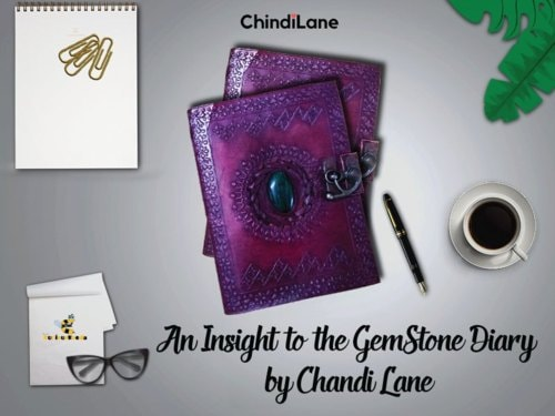 An Insight to the Gem Stone Diary by Chindi Lane! - Curious Keeda