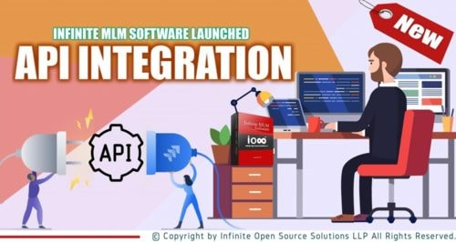 Infinite MLM Software Launched API Integration - Infinite MLM Blog