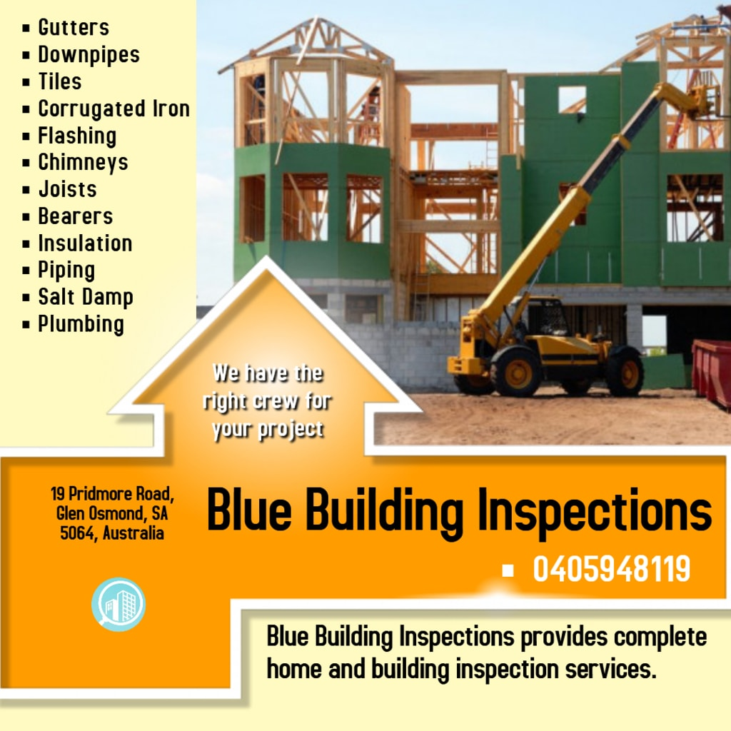 The team of Blue Building Inspections is #licensed & insured... via Blue Building Inspections