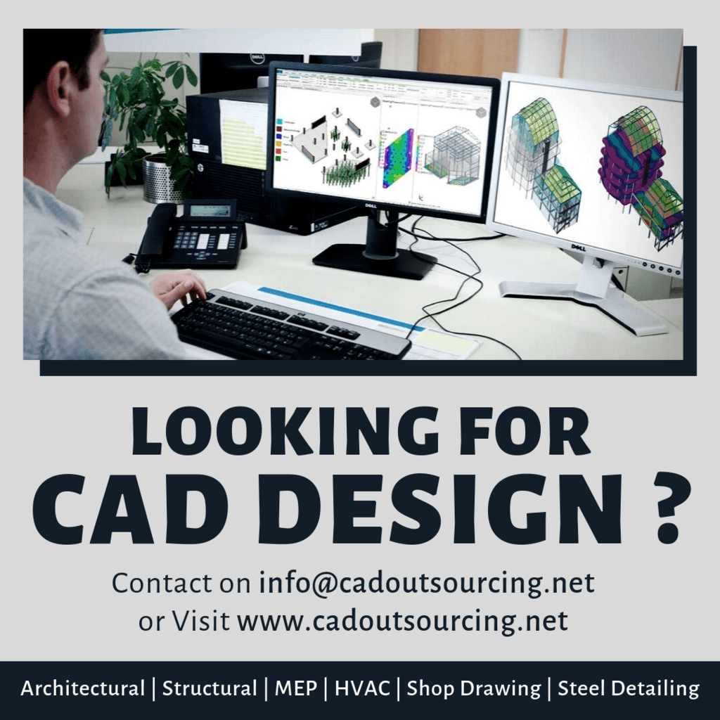 We are Specialized in #CAD #Drafting, #Design and #3D #Model... via CAD Outsourcing