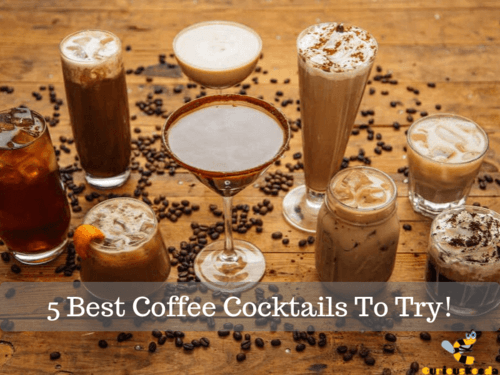 5 Best Coffee Cocktails To Try! - Curious Keeda