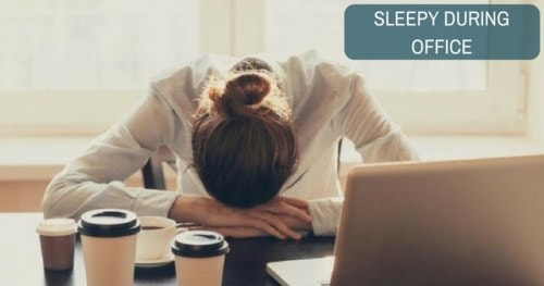 10 Simple Things To Do When You Feel Sleepy At Work!! - Curious Keeda