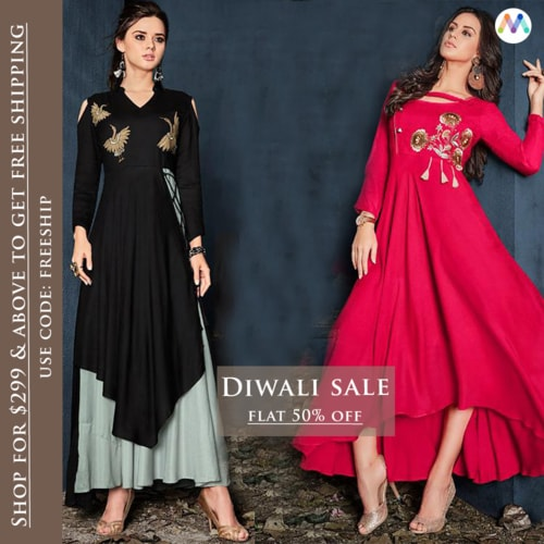 Grab Flat 50% OFF & Get Free Shipping on all Orders above $2... via Swapnil Shah