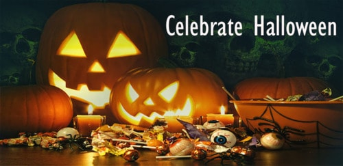 Celebrate Halloween with your family and friends and fly to any country