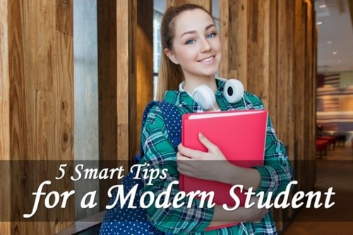 5 Smart #Tips for a Modern #Student | ModernLifeBlogs  #educ... via Amit Verma