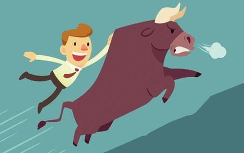 Thị trường chứng khoán 14/10: VN-Index tăng gần hai điểm, cổ phiếu họ FLC đồng loạt tăng trần