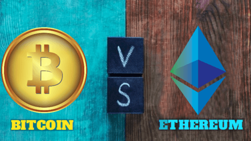 Both Bitcoin and Ethereum operate based on the blockchain te... via cryptosoftwares