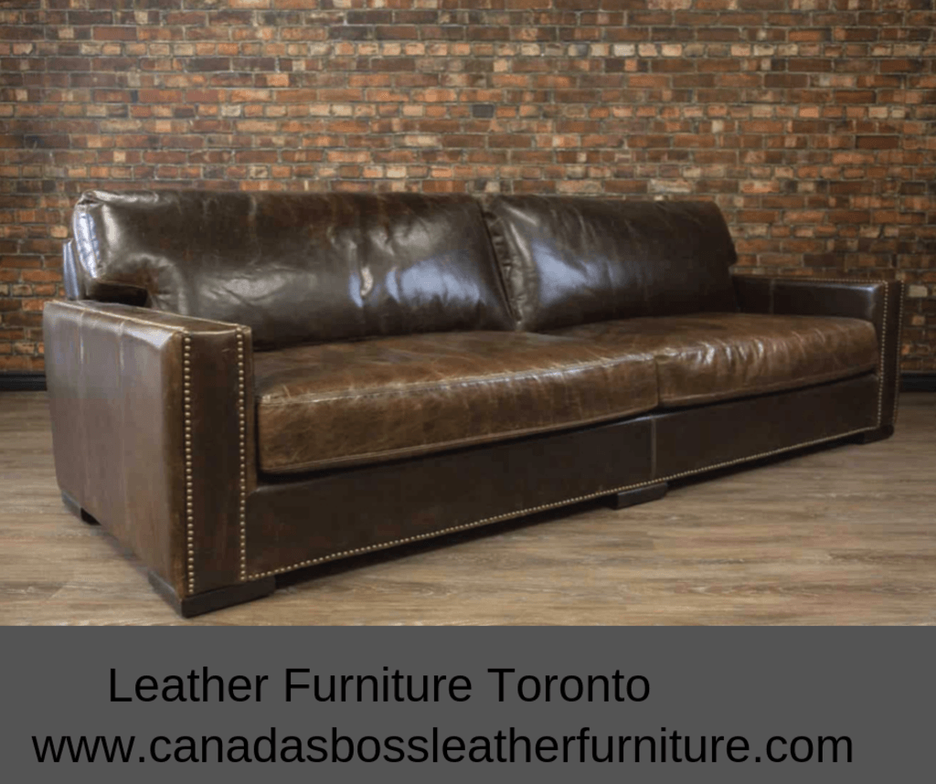 Leather Furniture                                         When your home is ready to move, the next ... via Sary Jones
