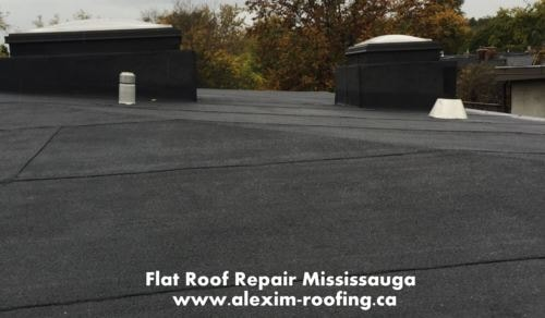Flat Roof Repair Mississauga via andrewstanley