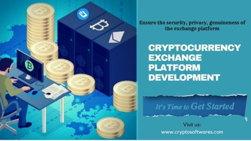 Cryptocurrency exchange is the platform where cryptocurrenci... via cryptosoftwares