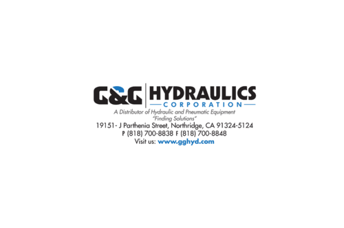 Find the Best Quality Parker Solenoid Valve via G&G Hydraulics Corporations