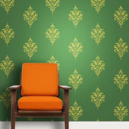 Great Options for Wall Stenciling and Texturing - Coloursonwalls