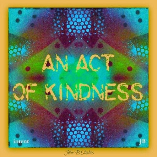 Act of Kindness via Jolie Buchanan