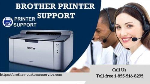 Brother Printer Customer Support Number 1-855-516-8295 Resol... via Nicola Smith