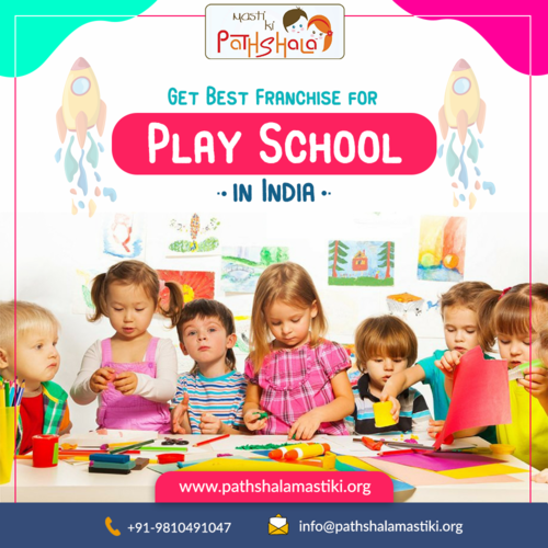 If you are looking for Best #PlaySchoolFranchise then you sh... via Pathshala Masti Ki