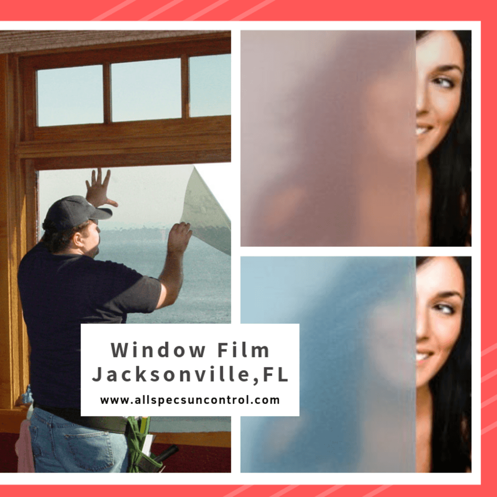 Window Tinting Jacksonville Fl via ALl Spec Sun Control