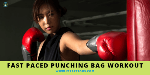 15 Minute Punching Bag Workout For Women l Get Fit l Learn Boxing