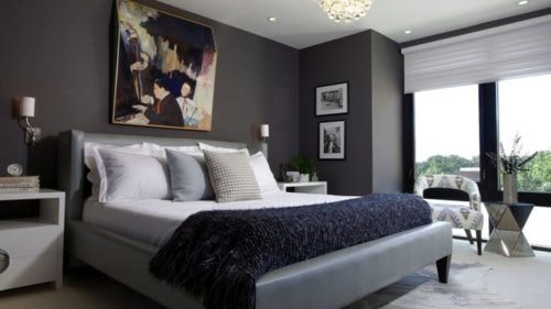 Make Way For The Best Color Leads To Compliment Your Bedroom - Coloursonwalls