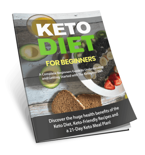 Keto Diet For Beginners 13k Words PLR eBook with Squeeze Page