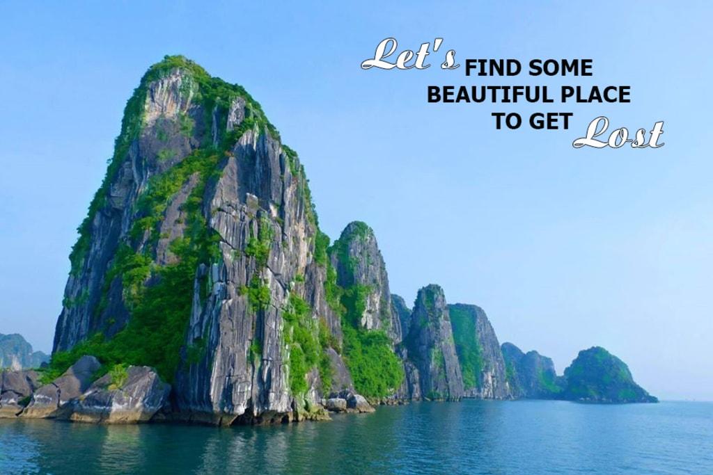 Ha Long Bay via Vietnam-Visa.Org.Vn