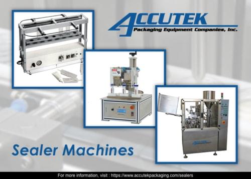 Sealer Machines via accutekpackaging