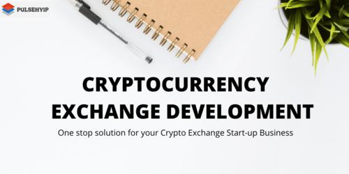 Cryptocurrnecy Exchange Development