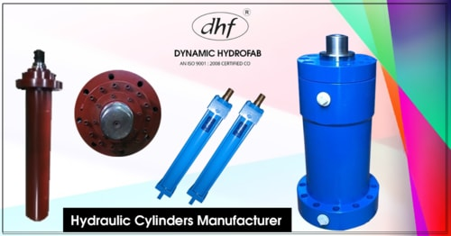 Enhance the Functionality in Your Industry With Hydraulic Cylinders