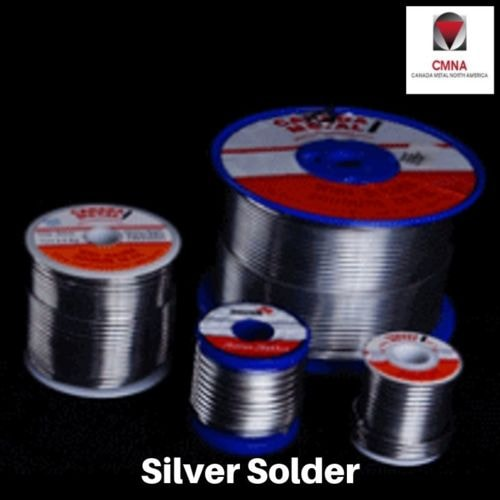 Trusted Silver Solder Supplier – Canada Metal via Canadametal