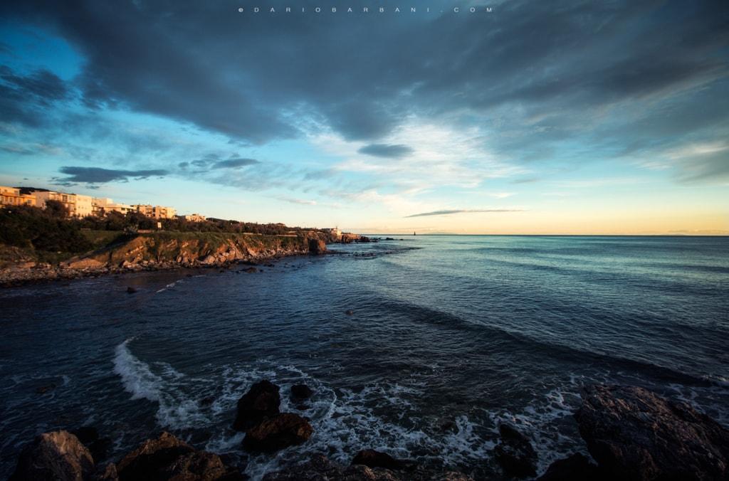 Back to Blue via Dario Barbani