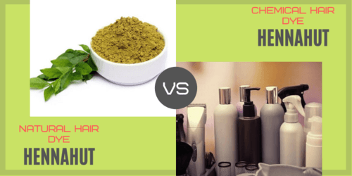 Difference Between Natural Hair Dye and Chemical Hair Dye